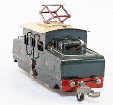 Train echelle O LR BOITE A SEL PO vers 1938 / jouet ancien antique toy