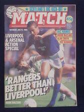 Liverpool A Football Fanzines, Journals & Magazines