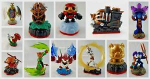 Skylanders Trap Team Mixed Character Figures Lot of 12