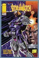 Stormwatch #25 (Aug 1995, Image [Wildstorm]) Steve Seagle, Scott Clark