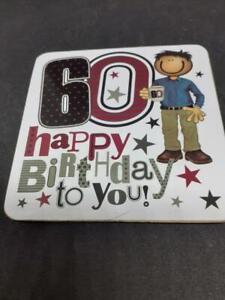 Birthday Coster Free P&P to UK