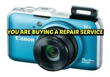 CANON SX210 IS or SX230 HS REPAIR SERVICE - Digital Camera-60 DAY WARRANTY