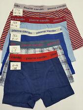4 Boys  Pierre Cardin cotton underwear size 4-14