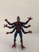 """Marvel Legends Spider-Man Molten Man BAF Wave Doppelganger 6"""" Action Figure"""