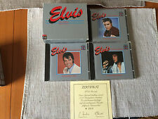 Elvis,The Legend,German Limited Edition,3 CD Box/Schuber(RCA,1983)Ultrarar,TOP !