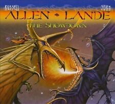 the showdown ALLEN / JORN LANDE CD ( METAL MASTERPIECE)