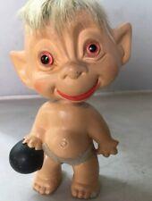 Vtg Bobblehead—1950'S Pixie / Elf Bobblehead