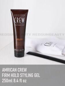 American Crew Firm Hold Styling Gel 8.4 oz (Best of Hair Gel)