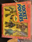 Socket Poppers ERTL 1991 - Action Figure Box Set
