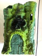 Masters Of The Universe [MOTU] CASTLE GRAYSKULL and Some Extra's - Not Complete