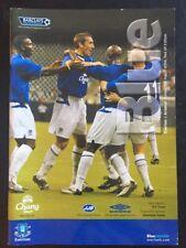 """Arsenal """"49 Unbeaten"""" Away V Everton 15/08/2004 Game 41"""