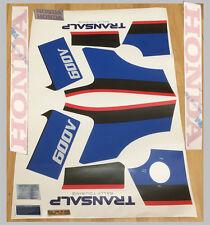 HONDA TRANSALP NH193 1987 88 - adesivi/adhesives/stickers/decal