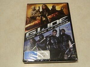 GI Joe: The Rise Of The Cobra DVD [Brand New - still in plastic]