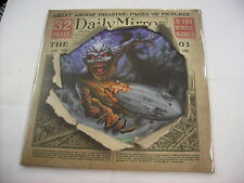 """IRON MAIDEN - EMPIRE OF THE CLOUDS - 12"""" VINYL PICTURE DISC NEW SEALED 2016 RSD"""