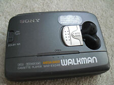 Sony Personal Cassette Players with Auto Reverse Playback