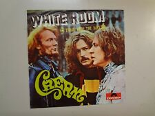 "CREAM: White Room 4:56- Those Were The Days 2:52-Belgium 7"" 68 Polydor 59235 PSL"