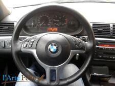 BMW e46 - X 5 - X 3 copri volante in vera pelle nera