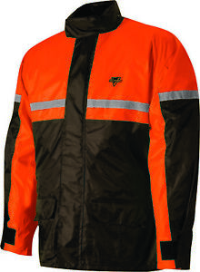 Nelson Rigg Stormrider Motorcycle Rain Suit Jacket Pant 2 Piece Weatherproof