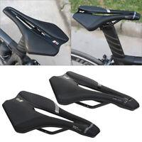 TOSEEK MTB Road Racing Bike Saddle TT Triathlon Bike Cushion Seat Ultralight