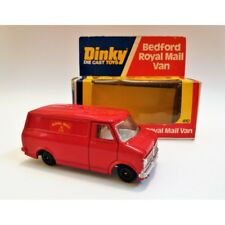 DINKY TOYS 410 / BEDFORD ROYAL MAIL VAN (ANNO 1978) ORIGINAL BOX