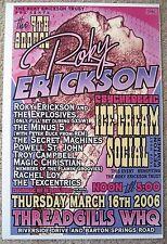 2006 Guy Juke 4Th Annual Roky Erickson 13Th Floor Elevators Ice Cream Poster