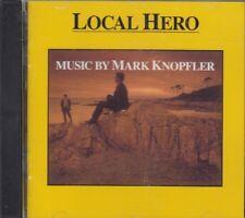Mark Knopfler Local Hero CD Soundtrack FASTPOST