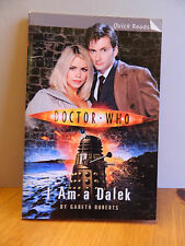 DR WHO BOOKS : I AM A DALEK