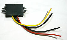 12V DC to 5V DC 1A Step Down Converter Waterproof Sealed Voltage Buck Reducer