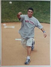 "Baba Booey First Pitch 24"" x 32"" Poster Howard Stern Show Flat Ronnie Man Cave"