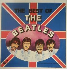 The Beatles Fan Club Orchestra  The Best Of The Beatles LP Francia 1975
