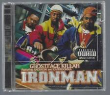 GHOSTFACE KILLAH Ironman - CD (1996) Raekwon/Cappadonna/RZA/Wu-Tang Clan