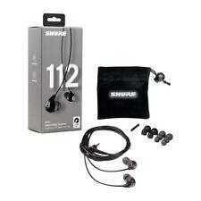 SHURE SE112 Auricolari Professionali Sound Isolating™ Cavo Fisso da 3.5 mm