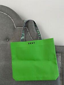 DKNY Green Tote Bag