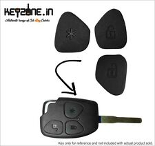 Replacement Remote Keypad fit for Mahindra Xylo / Quanto - 3 buttons