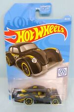 4036 HOT WHEELS / CARTE US / VOLKSWAGEN 2019 / 1/10 VW KAFER RACER NOIRE 1/64