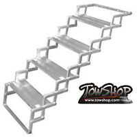 Torklift A7504 GlowStep Truck Camper Rear Entry 4 Step Glow In The Dark
