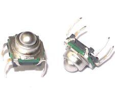 Spherical actuator detect switch SPST N.O. 7.4x7.4mm 200g KSJ0M211 [QTY=2pcs]