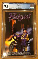 "BATGIRL # 40 CGC 9.8 PRINCE ""PURPLE RAIN"" MOVIE POSTER VARIANT. (5/15)."