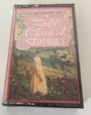 Celebration of Light Classical Favorites cassette 1994 Tape 2