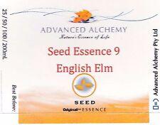 Seed Essence #9 New Opportunities - Advanced Alchemy 25ml English Elm