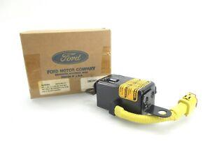 NEW OEM Ford Air Bag Sensor Front LH F5XZ-14B004-BA Mercury Villager Quest 94-95