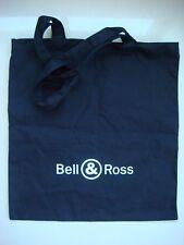 Bell & Ross Black Cotton Bag