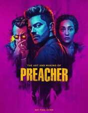 The Art and Making of Preacher, Excellent, Books,NEW SEALED