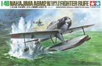 NAKAJIMA A6M2-N TYPE 2 RUFE (JAPANESE NAVY MARKINGS) 1/48 TAMIYA