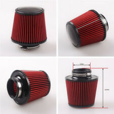 """Cold Air Filter Intake Induction Kit Cone Shape 76mm 3"""" Sale Top Universal K&N"""