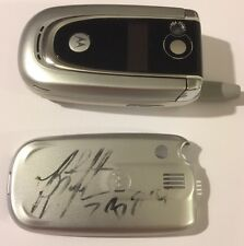 Ben Roethlisberger Autographed one of a kind cell phone from rookie year