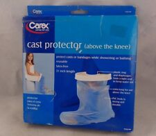 Cast Protector above the knee 31 inch Waterproof Bandage Water Reusable Carex