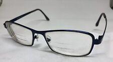 PRODESIGN DENMARK Rx Eyeglasses 1235 3431 Purple Rectangular Frames 55/17/135