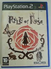 Rule of Rose PS2 PAL (Sony PlayStation 2, 2006) Nouveau