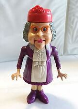 1988 GRANNY GROSS GHOST • HAUNTED HUMANS • C8-9 • VINTAGE THE REAL GHOSTBUSTERS